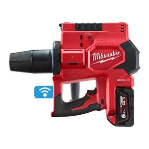 Dispozitiv hidraulic pentru expandat țevi UPONOR™ Q&E M18™ ONEKEY™ FORCE LOGIC™