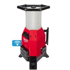 Lampă de șantier compactă cu LED și încărcător ONE-KEY™